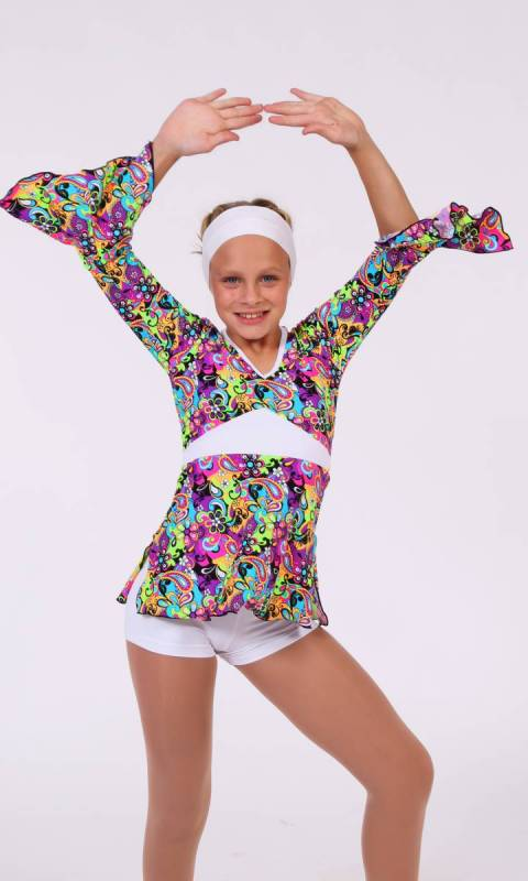 FEELIN GROOVY  Dance Costume