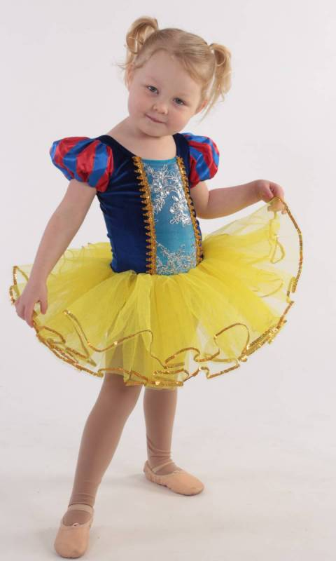 SNOW WHITE TUTU  Dance Costume