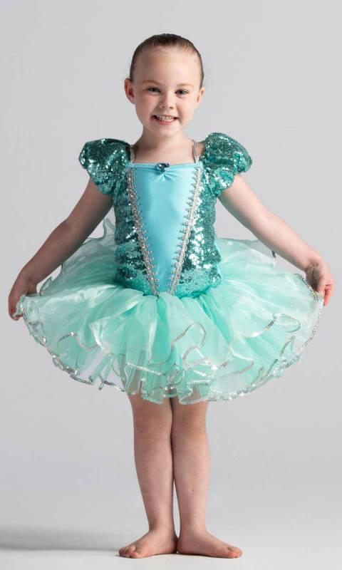 ELSA tutu Dance Costume