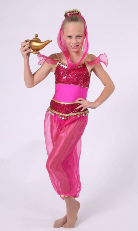Arabian Nights - KCDC  Dance Costume