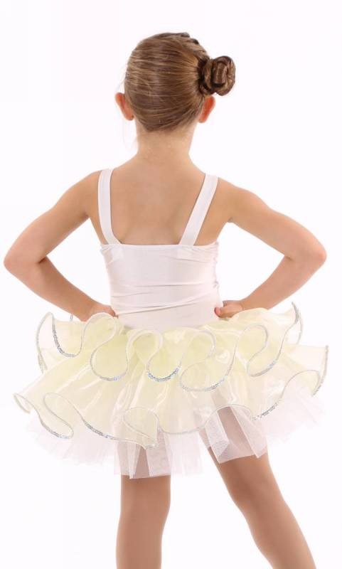 BEAUTIFUL  DOLL - Cream - SMALL BOW