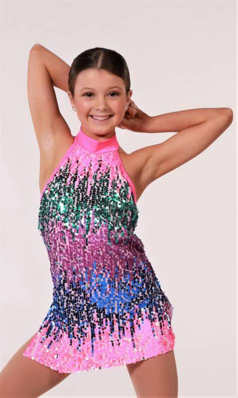 FRUITY POP  Dance Costume