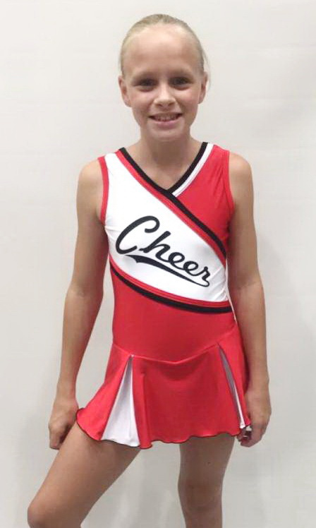 VARSITY CHEER  Dance Costume