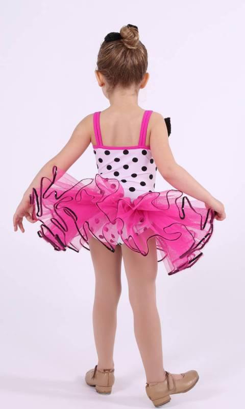 HOKEY POKEY  - White, Black and Pink