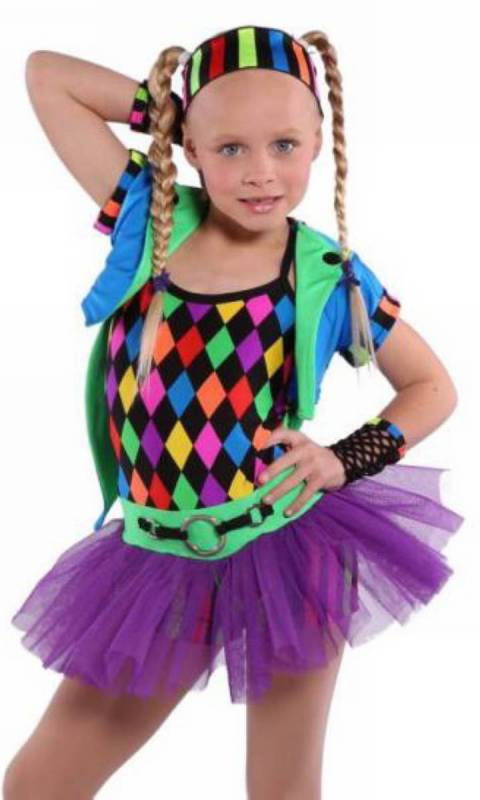 ROLLERCOASTER - KCDC  Dance Costume