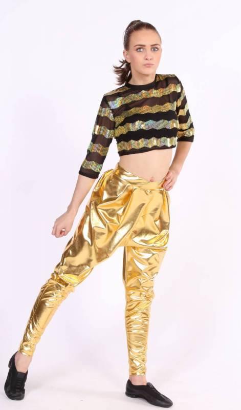 GABBIE BUMP PANTS  Dance Costume