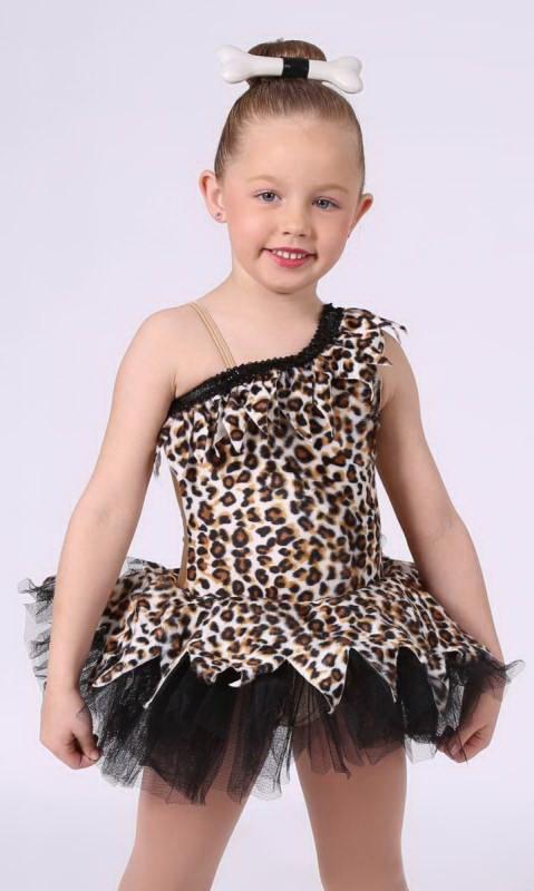 Leopard Print Velvet and Black - Black Strap