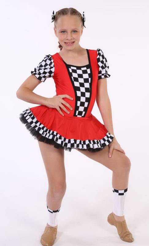 CARS  Dance Costume