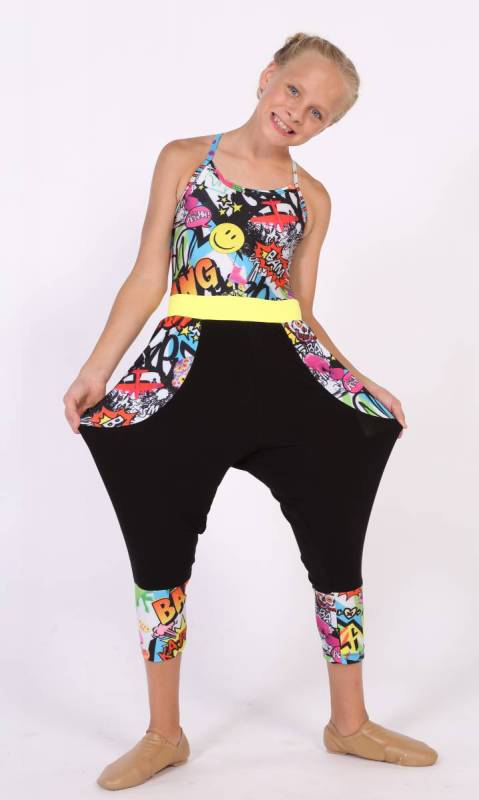 BAM POW PANTS  Dance Costume