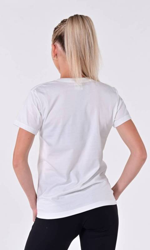HYBRID T SHIRT - K32 - White