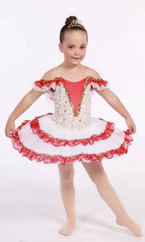 CATALINA - BUDGET TUTU Dance Costume