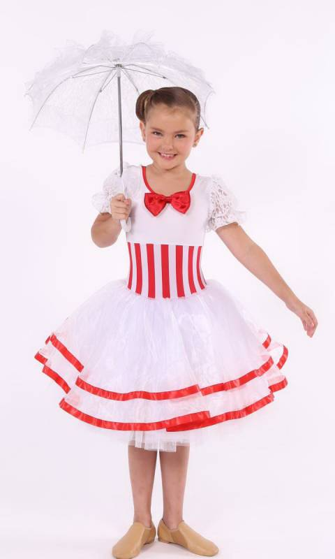 WALK IN THE PARK - Romantic Tutu Dance Costume