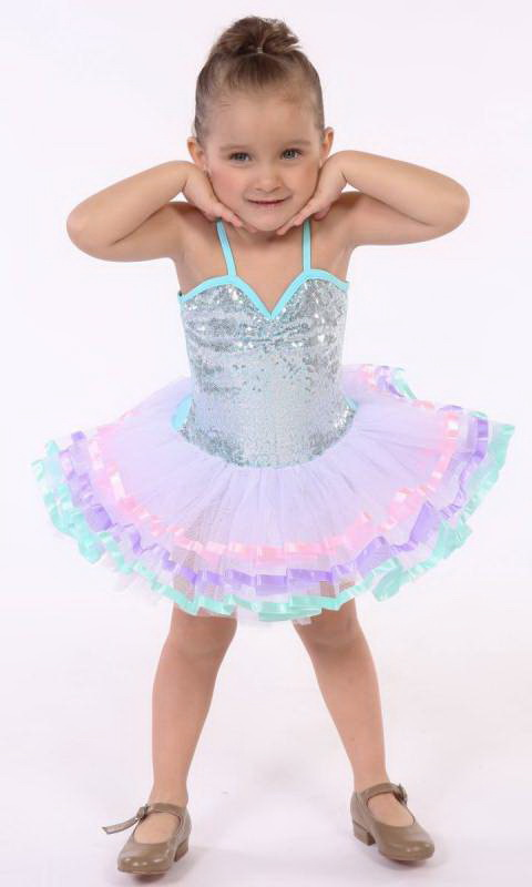 MAGIC TUTU  Dance Costume