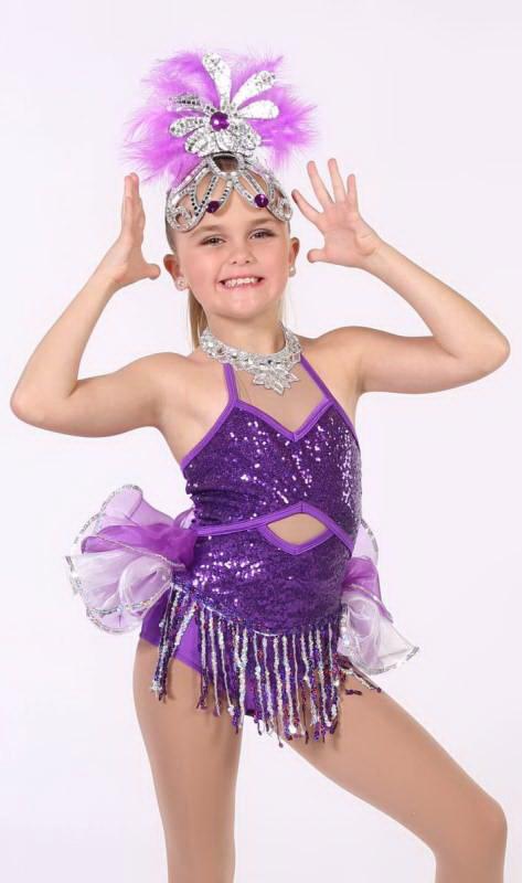 FANCY FANCY Dance Costume