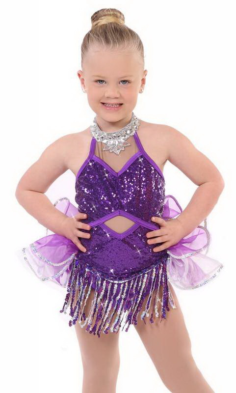 FANCY FANCY Dance Costume