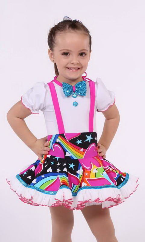 MY LITTLE PONY Dance Costume