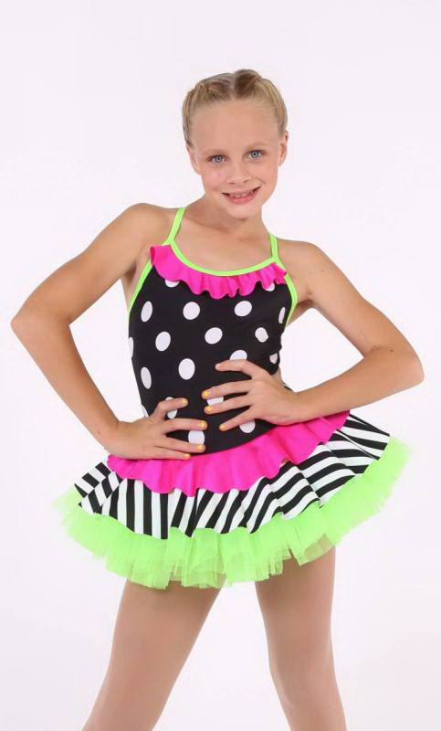 SHOUT Dance Costume