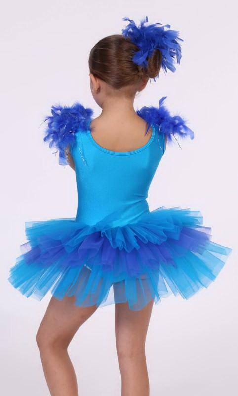 LITTLE BIRDIE  - Aqua and Blue