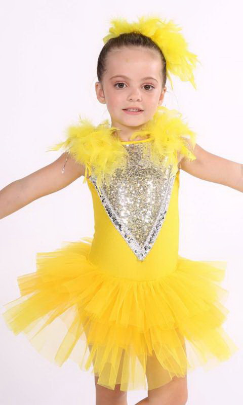LITTLE BIRD Dance Costume