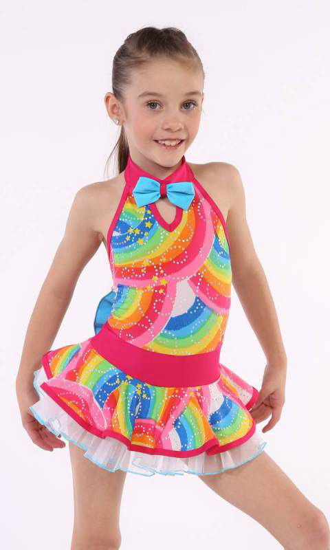 RAINBOW CONNECTION Dance Costume