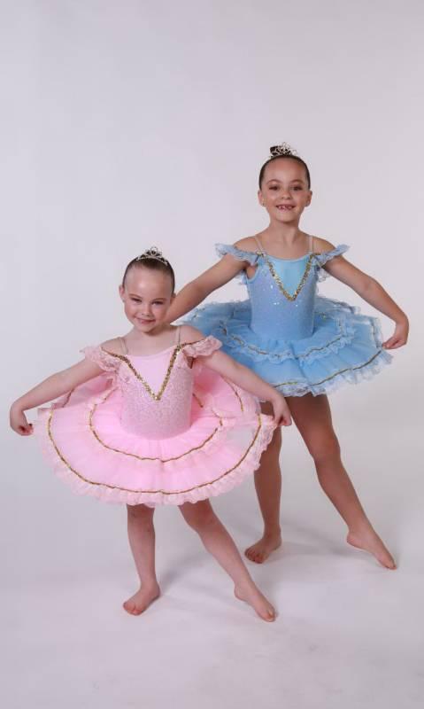 ALINA - BUDGET TUTU Dance Costume