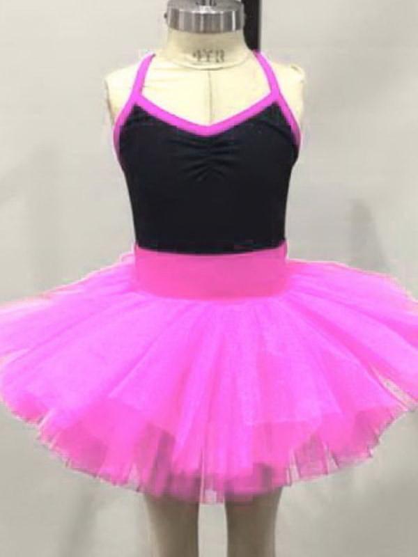 BABY TUTU SKIRT  - Shocking Pink 0113