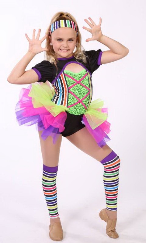 WAYS TO BE WICKED  Dance Costume