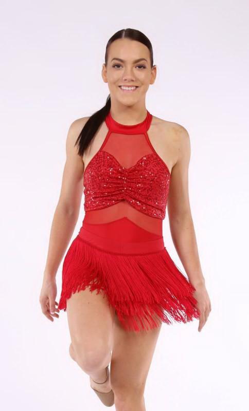 ALICIA  - Red