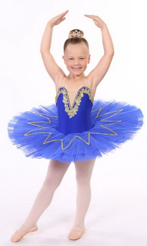 STAR PANCAKE TUTU Dance Costume