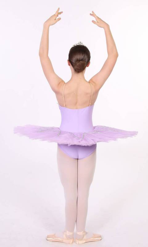 STAR TUTU - Lilac and Silver