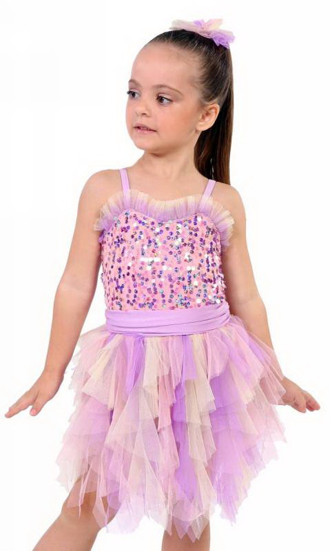 Butterfly Kisses Dance Costume