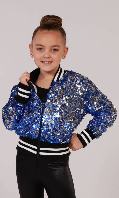 BOOMERANG JACKET  Dance Costume