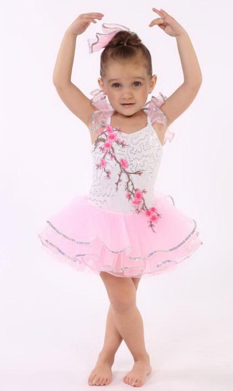 CHERRY BLOSSUM  - White and Pink
