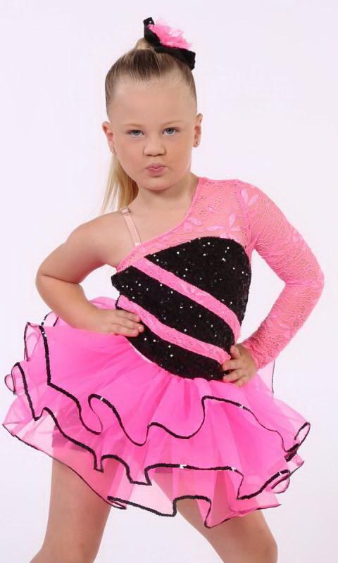 BREAK FREE  Dance Costume