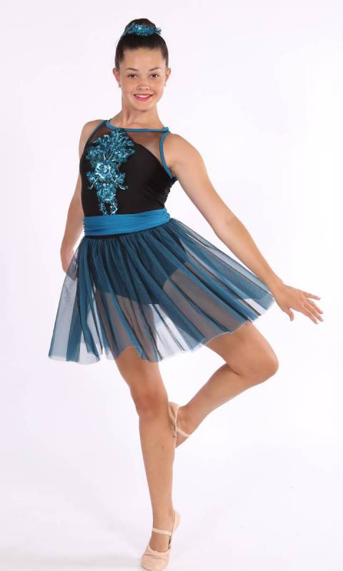 SOMEONE LIKE YOU  Dance Costume