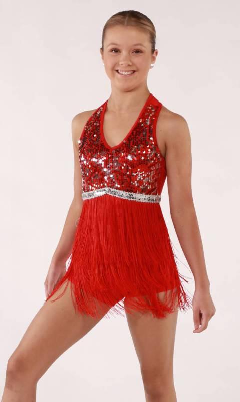 MOVE AND SHAKE Dance Costume