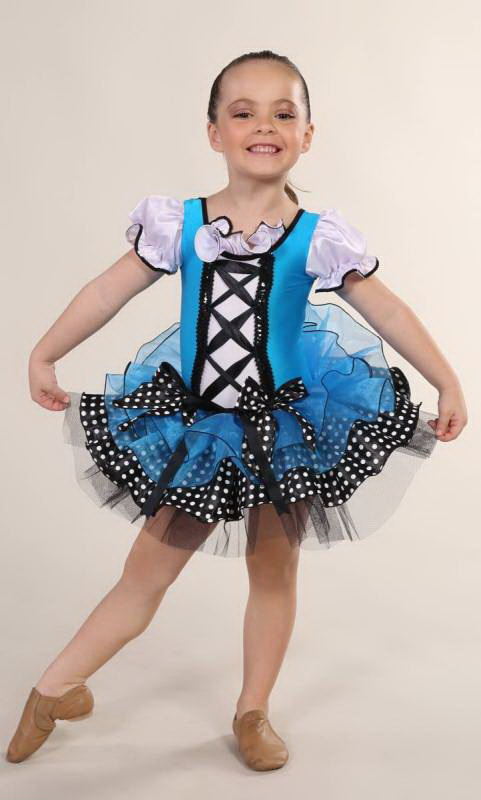 GRETEL  - Blue Black and White