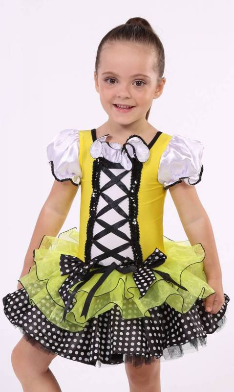 GRETEL  - Yellow Black and White
