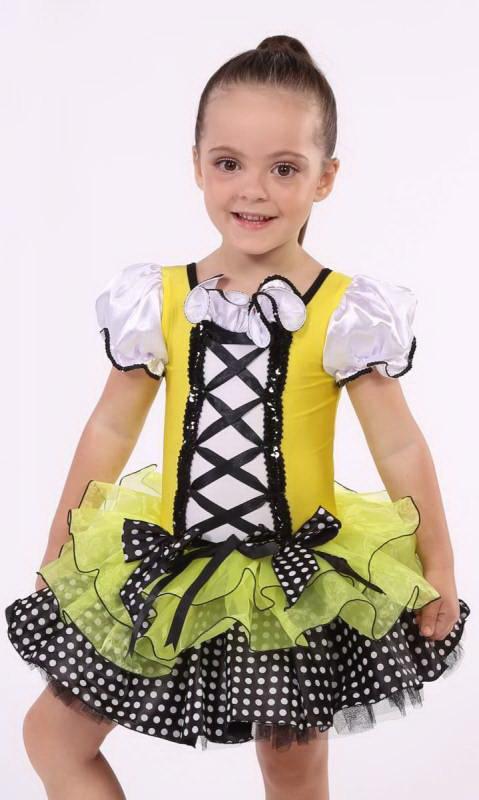GRETEL  - Yellow Black and White