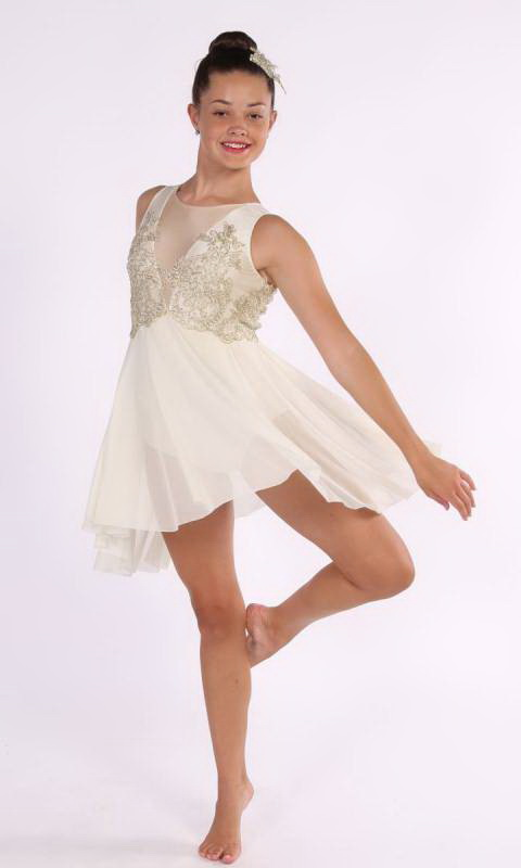 NEVER ENOUGH  Dance Costume