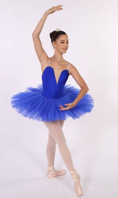 PANCAKE TUTU -  UNDECORATED  Dance Costume