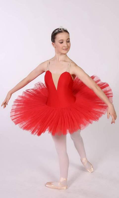 PANCAKE TUTU -  UNDECORATED  Dance Costume