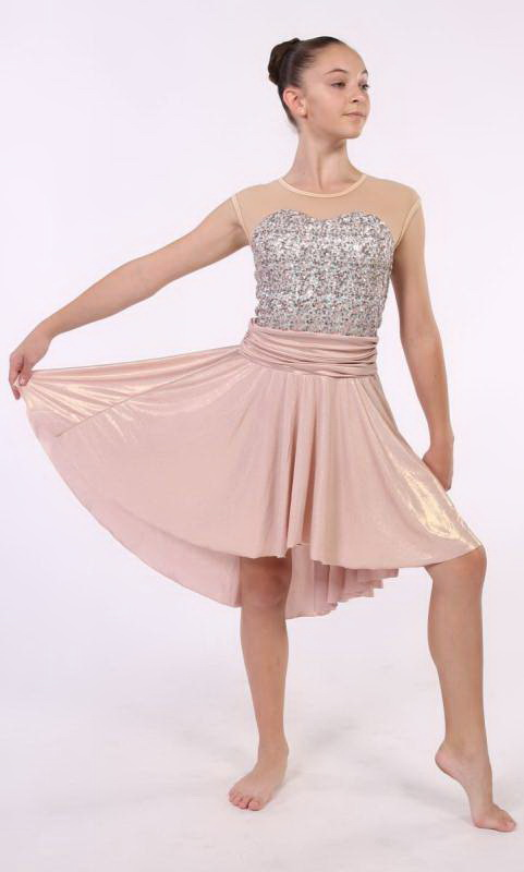 GOING HOME Dance Costume
