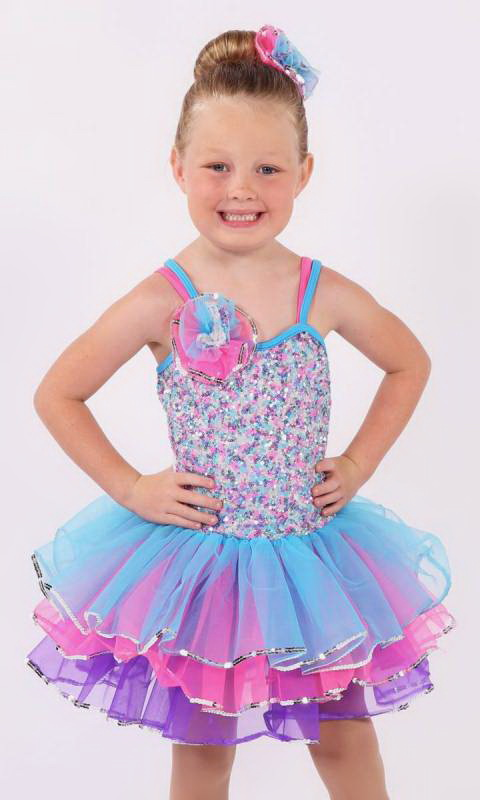 HAPPINESS + hair accessory Dance Costume