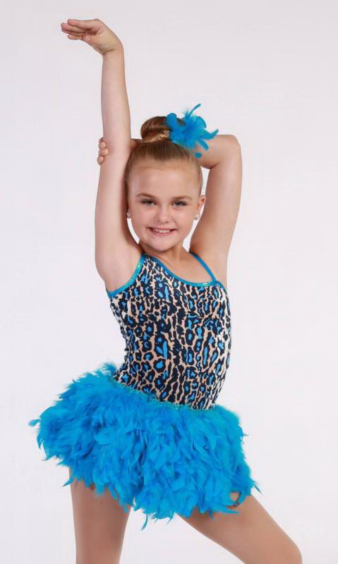 CHEETAH GIRL - Tribal Dance Costume