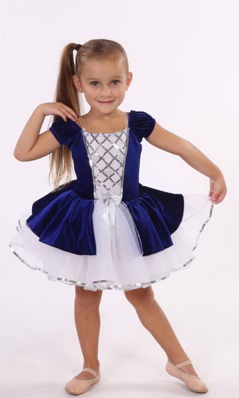 EDELWEISS Dance Costume