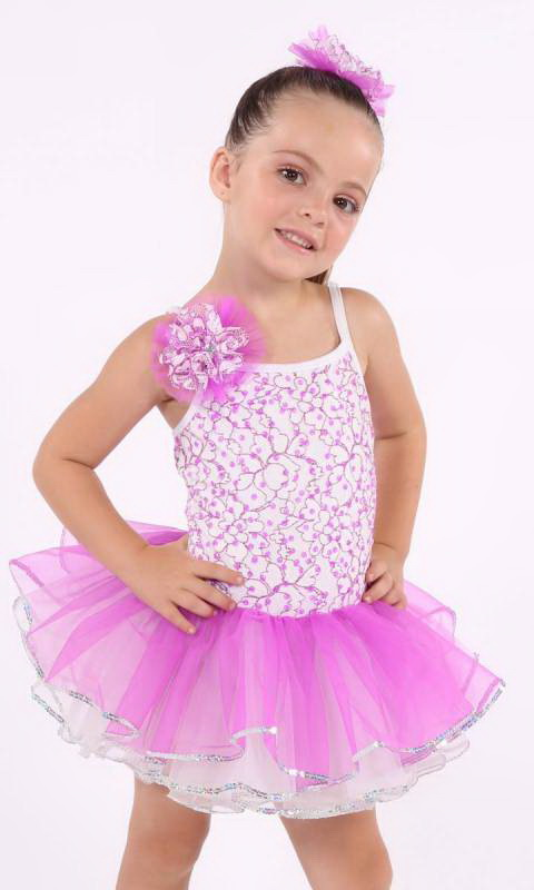 LILLY SPARKLE  Dance Costume