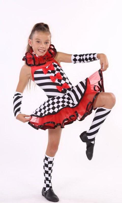 FUNHOUSE  Dance Costume
