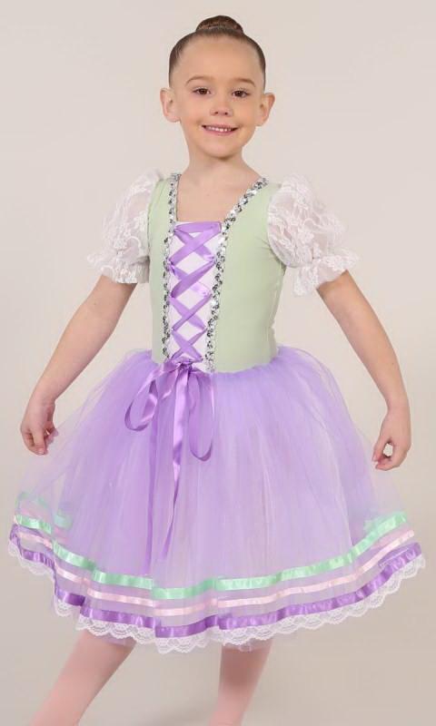 ROSITA - Romantic Tutu Dance Costume