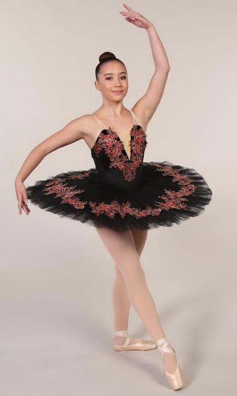 VALENTINA - Pancake Tutu Dance Costume
